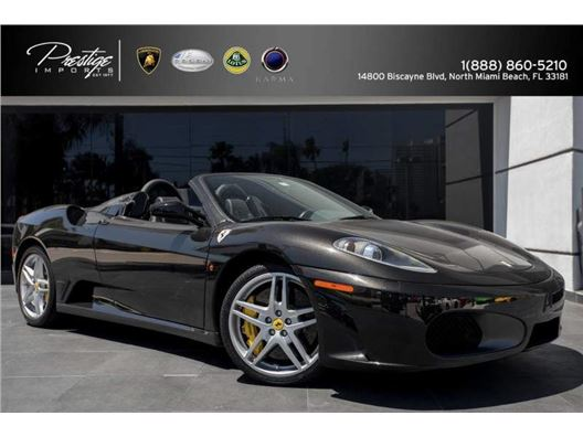 2008 Ferrari 430 for sale in North Miami Beach, Florida 33181