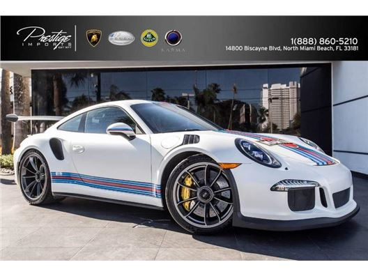 2016 Porsche 911 for sale in North Miami Beach, Florida 33181