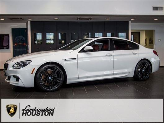 2014 BMW 6 Series for sale in Houston, Texas 77090