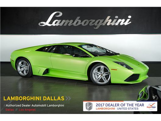 2009 Lamborghini Murcielago for sale in Richardson, Texas 75080