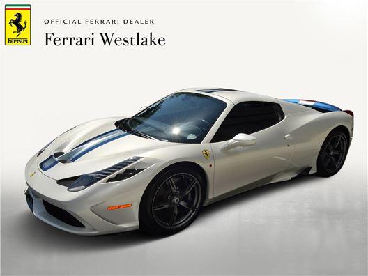 2015 Ferrari 458 Speciale A for sale in Beverly Hills, California 90212