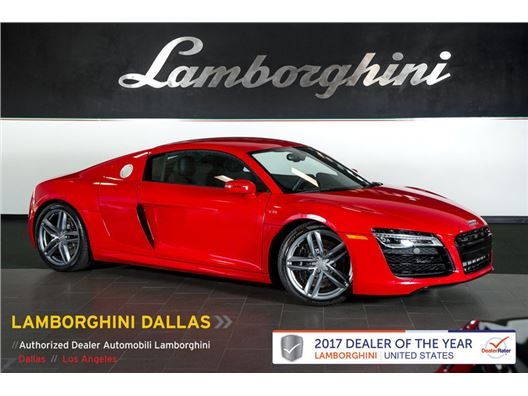 2014 Audi R8 for sale in Richardson, Texas 75080