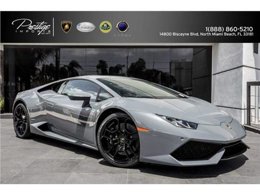 2017 Lamborghini Huracan for sale in North Miami Beach, Florida 33181