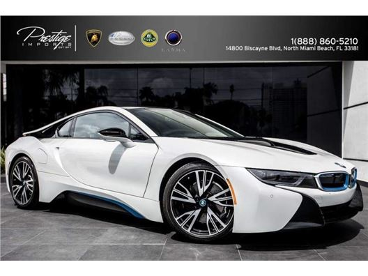 2014 BMW i8 for sale in North Miami Beach, Florida 33181