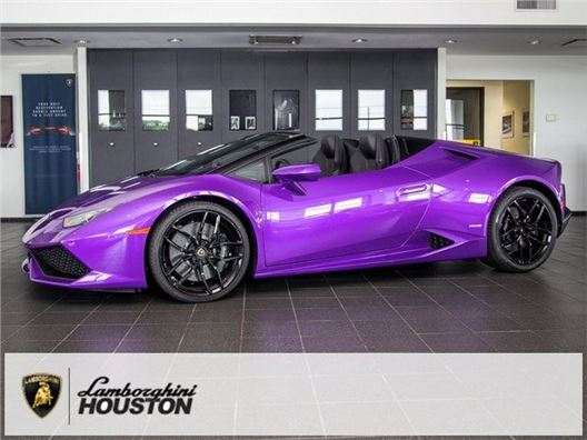 2017 Lamborghini LP610-4 for sale in Houston, Texas 77090