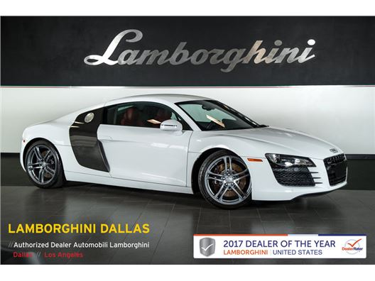 2010 Audi R8 for sale in Richardson, Texas 75080