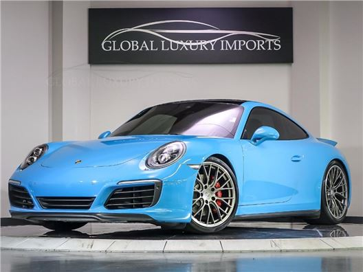 2017 Porsche 911 for sale in Burr Ridge, Illinois 60527