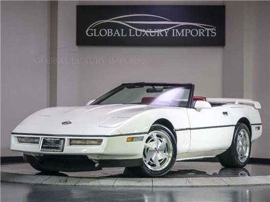 1988 Chevrolet Corvette for sale in Burr Ridge, Illinois 60527
