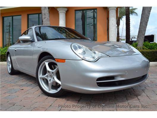 2003 Porsche 911 Carrera for sale in Deerfield Beach, Florida 33441