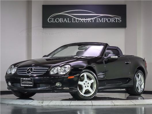 2003 Mercedes-Benz SL-Class for sale in Burr Ridge, Illinois 60527