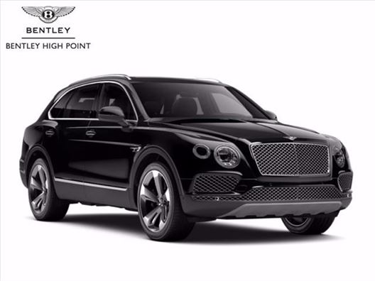 2018 Bentley Bentayga W12 for sale in High Point, North Carolina 27262