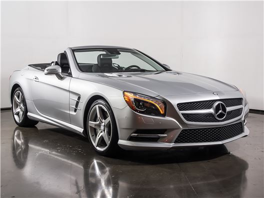 2014 Mercedes-Benz SL-Class for sale in PLANO, Texas 75093