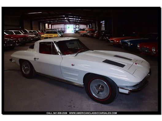 1963 Chevrolet Corvette for sale in Sarasota, Florida 34232