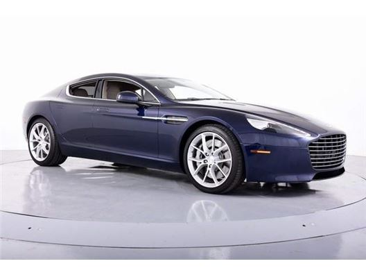 2015 Aston Martin Rapide S for sale in Dallas, Texas 75209