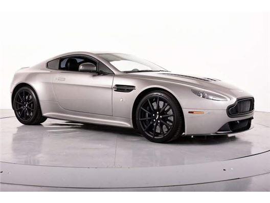 2015 Aston Martin V12 Vantage for sale in Dallas, Texas 75209