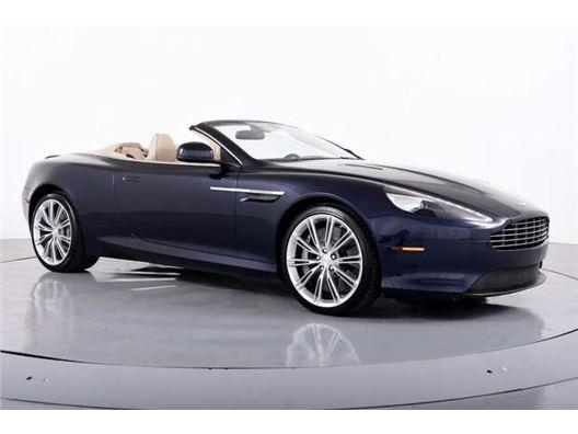 2014 Aston Martin DB9 for sale in Dallas, Texas 75209