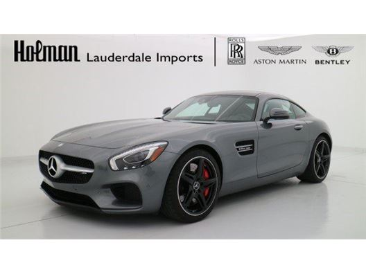 2016 Mercedes-Benz AMG GT for sale in Fort Lauderdale, Florida 33304