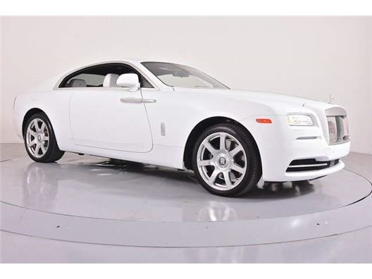 2015 Rolls-Royce Wraith for sale in Dallas, Texas 75209