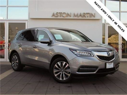 2016 Acura MDX for sale in Downers Grove, Illinois 60515
