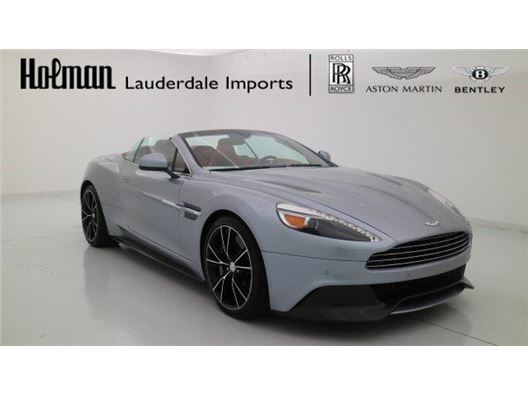 2014 Aston Martin Vanquish Volante for sale in Fort Lauderdale, Florida 33304