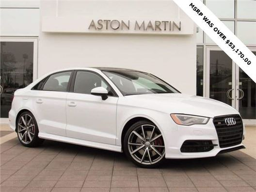 2016 Audi S3 for sale in Downers Grove, Illinois 60515