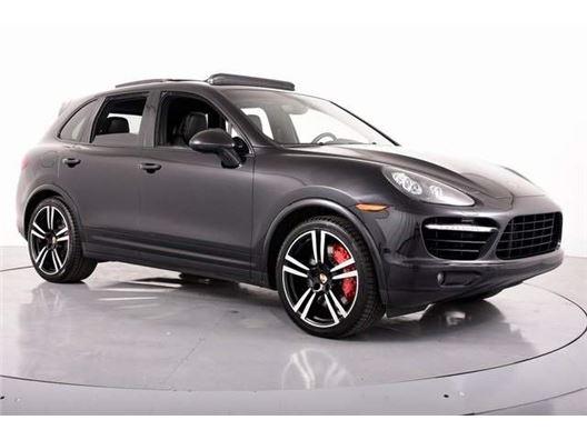 2014 Porsche Cayenne for sale in Dallas, Texas 75209