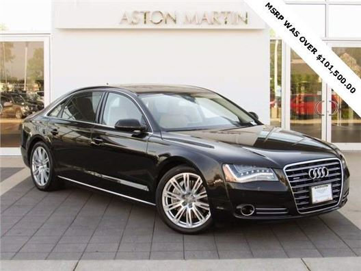 2014 Audi A8 for sale in Downers Grove, Illinois 60515