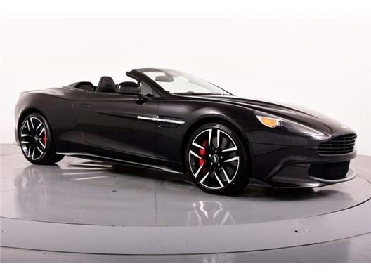2018 Aston Martin Vanquish S for sale in Dallas, Texas 75209