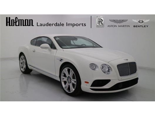 2017 Bentley Continental for sale in Fort Lauderdale, Florida 33304