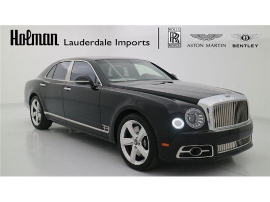 2017 Bentley Mulsanne for sale in Fort Lauderdale, Florida 33304