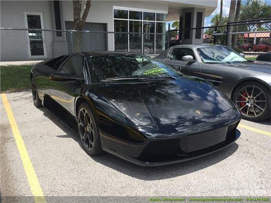 2006 Lamborghini Murcielago for sale in Naples, Florida 34104