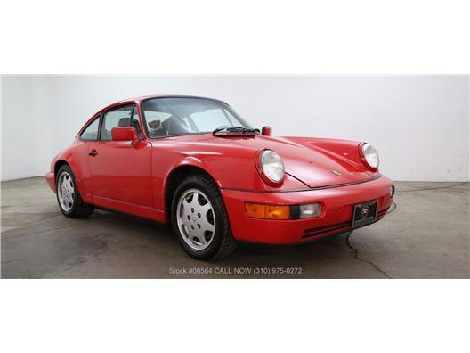 1989 Porsche 911 Carrera 4 for sale in Los Angeles, California 90063