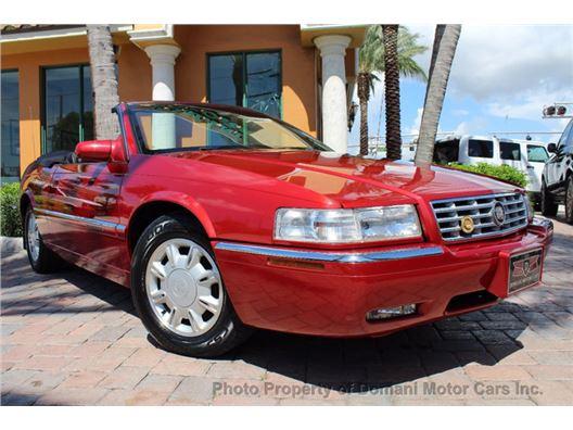 1995 Cadillac Eldorado for sale in Deerfield Beach, Florida 33441