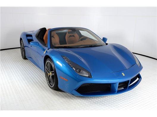 2017 Ferrari 488 Spider for sale in Houston, Texas 77057