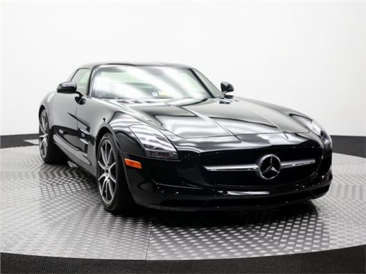 2011 Mercedes-Benz SLS AMG for sale in Sterling, Virginia 20166