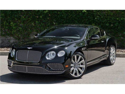 2016 Bentley Continental GT for sale in Franklin, Tennessee 37067