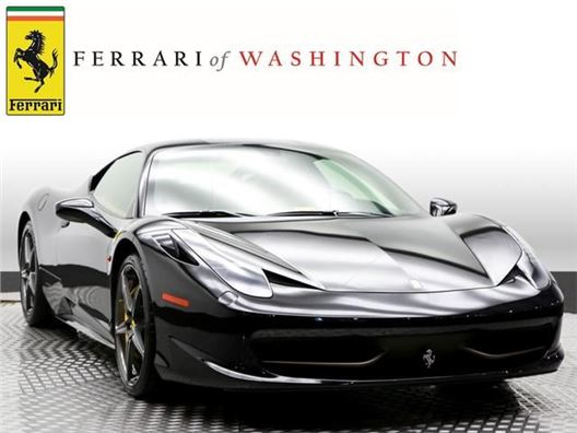2013 Ferrari 458 Italia for sale in Sterling, Virginia 20166