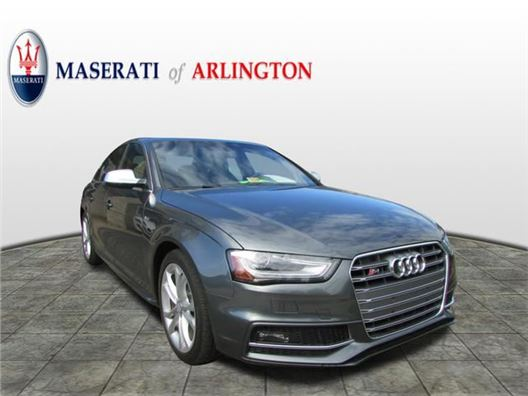 2015 Audi S4 for sale in Sterling, Virginia 20166