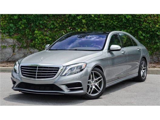 2014 Mercedes-Benz S-Class for sale in Franklin, Tennessee 37067