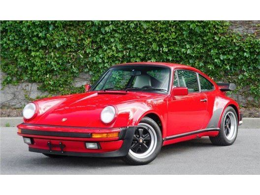 1987 Porsche 911 Turbo for sale in Franklin, Tennessee 37067