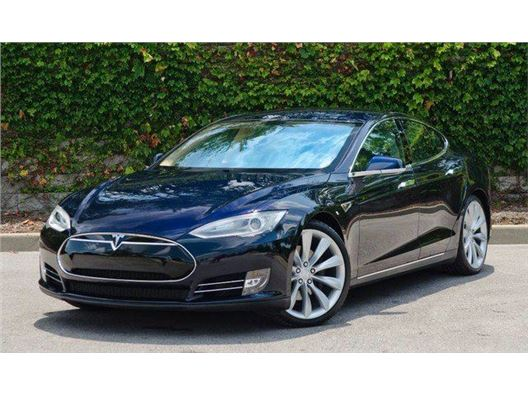 2012 Tesla Model S for sale in Franklin, Tennessee 37067