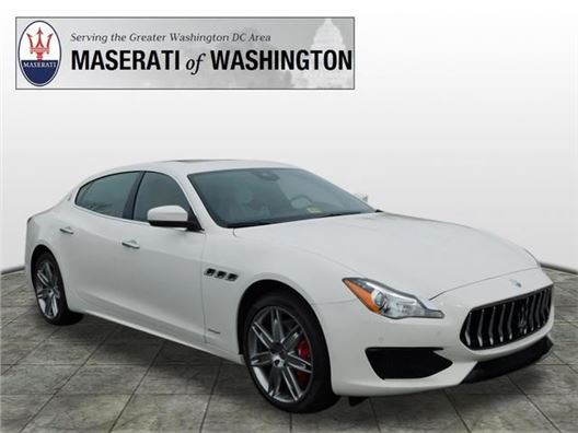 2017 Maserati Quattroporte for sale in Sterling, Virginia 20166
