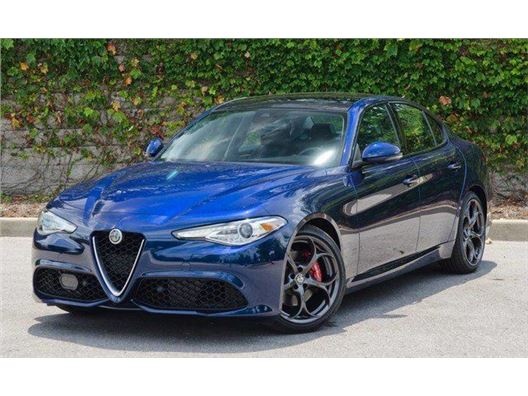 2017 Alfa Romeo Giulia for sale in Franklin, Tennessee 37067