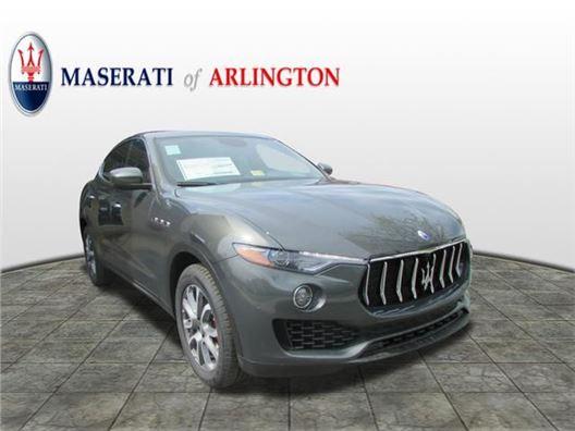 2017 Maserati Levante for sale in Sterling, Virginia 20166