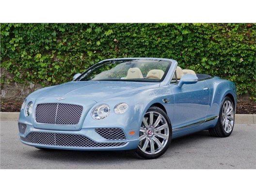 2017 Bentley Continental for sale in Franklin, Tennessee 37067