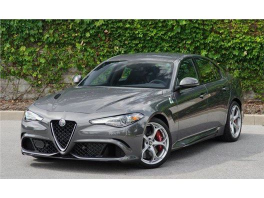 2017 Alfa Romeo Giulia Quadrifoglio for sale in Franklin, Tennessee 37067