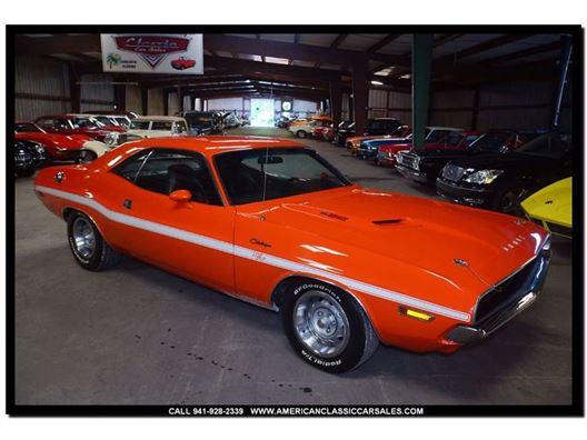 1970 Dodge Challenger for sale in Sarasota, Florida 34232