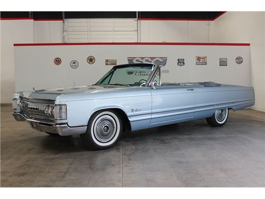 1967 Chrysler Imperial for sale in Fairfield, California 94534