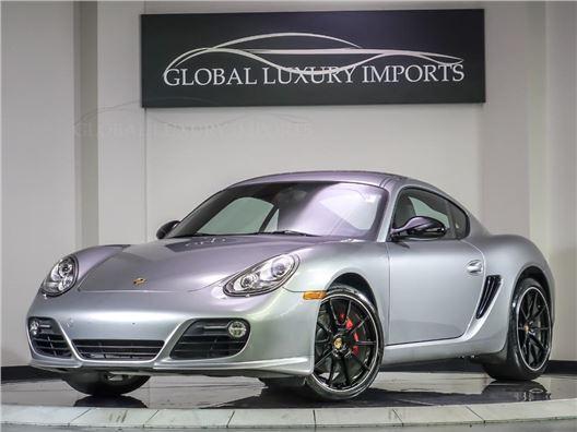 2012 Porsche Cayman for sale in Burr Ridge, Illinois 60527