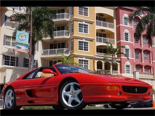 1997 Ferrari 355 GTS for sale in Naples, Florida 34104